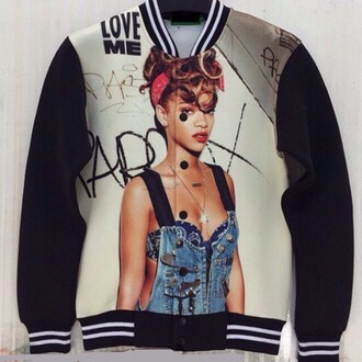 jacket rihanna dope wishlist