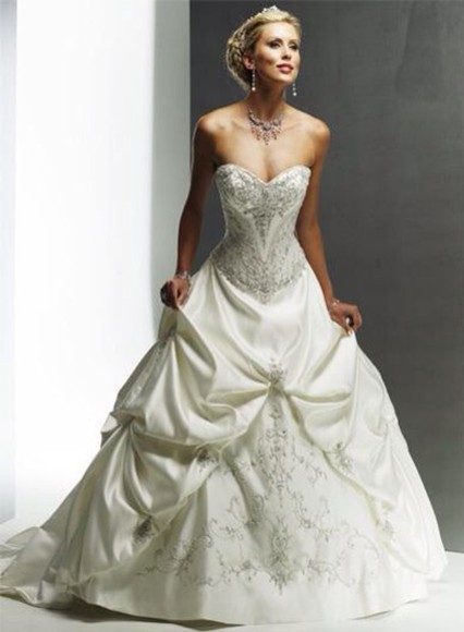 dress wedding dress sparkle dress ball gown wedding dresses beautiful ball gowns