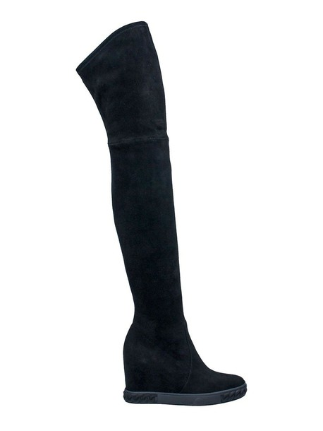 CASADEI boot black shoes