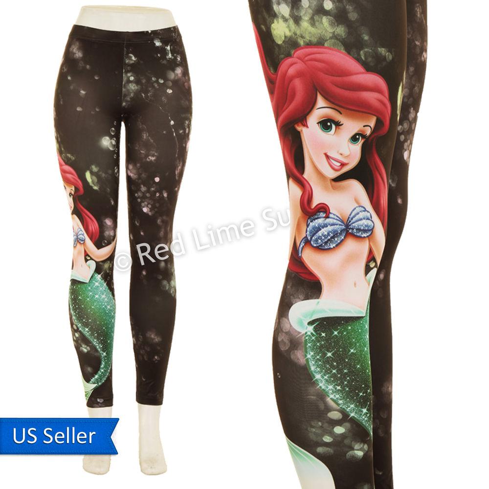 New Disney Princess The Little Mermaid Ariel Deep Sea ...