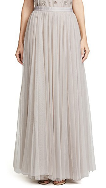 Needle & Thread skirt maxi skirt maxi