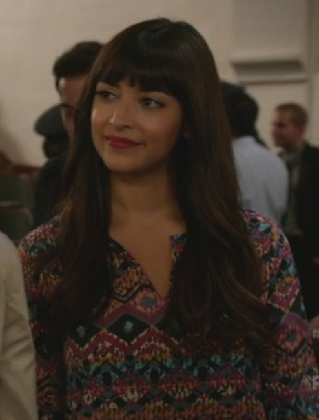 dress new girl cece hannah simone