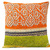 Cotton Kantha Pillow Covers, Vintage Kantha Embroidered Cushions, Home Decor, Interior Furnishings - Eyes of India