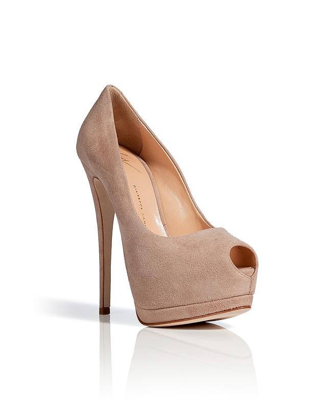 DIY Glitzerpumps selber machen gebrüder götz Schuhe Blog