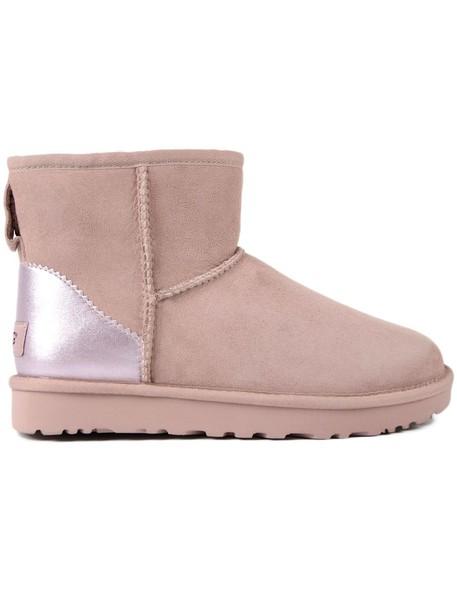 "UGG Tan ""Jade"" wedge boot women's size 10"