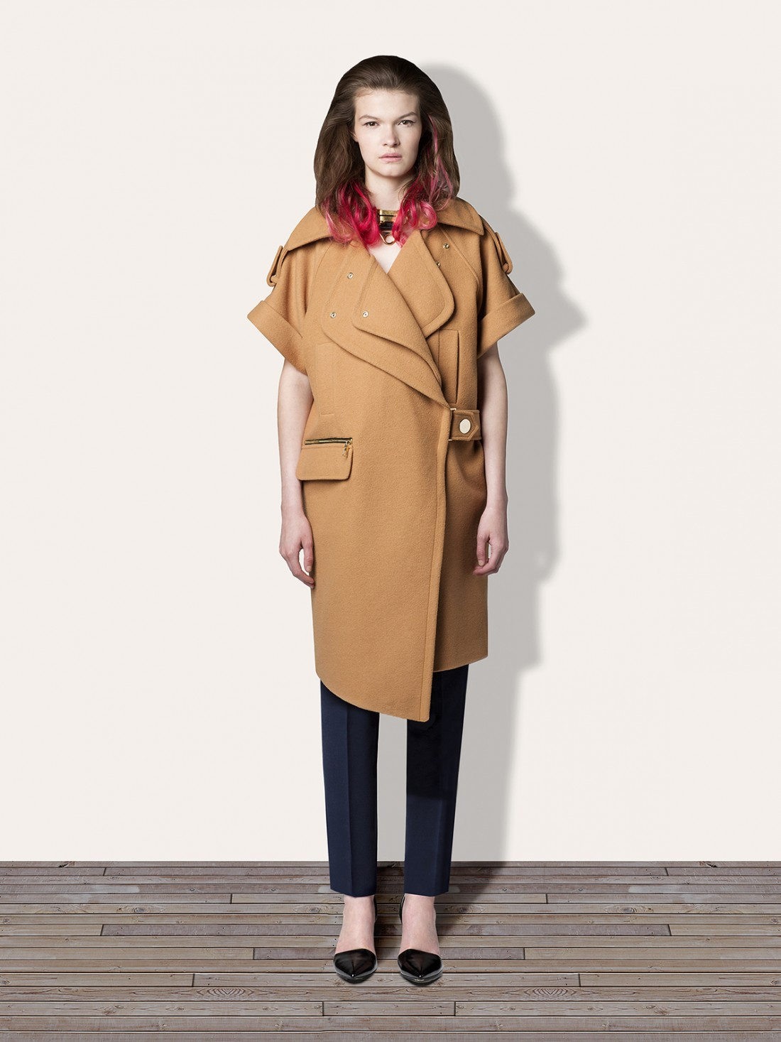 CAMPAIGN Coat - Outerwear Three Floor Fashion