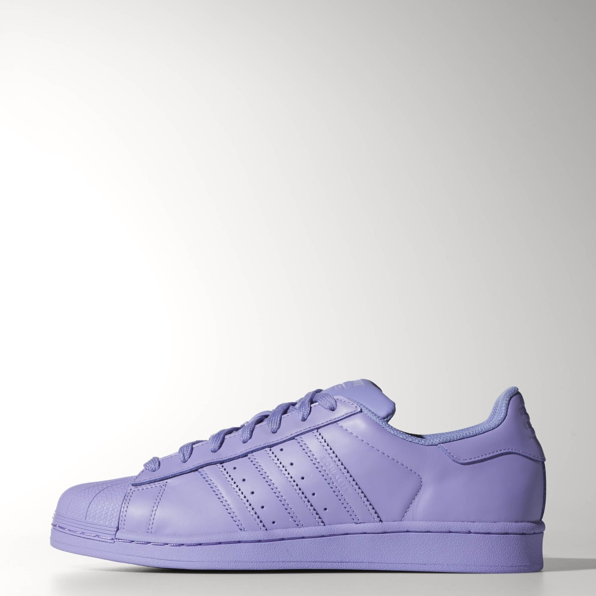 adidas superstar supercolor shoes purple adidas us. Black Bedroom Furniture Sets. Home Design Ideas