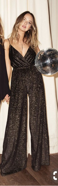 jumpsuit sequins glitter sparkle