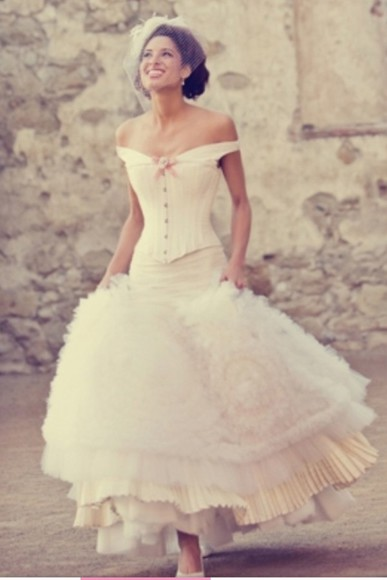 dress clothes: wedding wedding dress vintage wedding dress nude dress