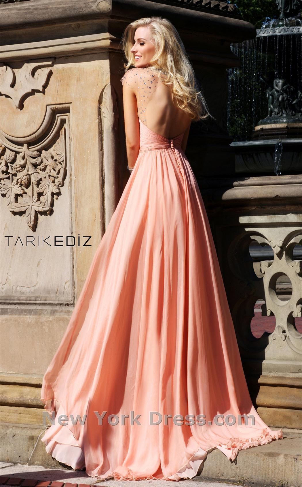 Tarik ediz 92140 dress