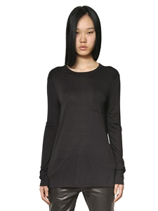 T-SHIRTS - ALEXANDER WANG -  LUISAVIAROMA.COM - WOMEN'S CLOTHING - FALL WINTER 2013