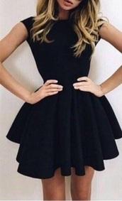 dress,a line cocktail dresses,black a lines party dresses,black party dresses,a-line cocktail dresses,black a-line party dresses,defaulttitle