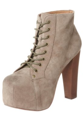 Jeffrey Campbell LITA - Platform boots - beige - Zalando.co.uk