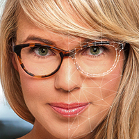 Frame Finder Virtual Eyeglass Try On : Designer Glasses & Sunglasses, Video Try-On DITTO