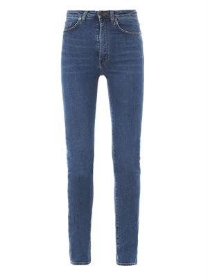 High-rise skinny jeans | Saint Laurent | MATCHESFASHION.COM