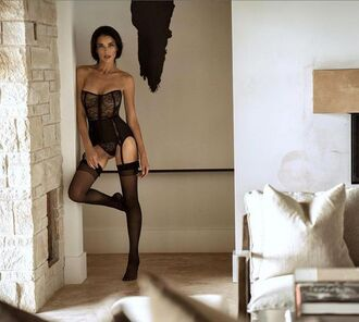 underwear coquette corset top lingerie