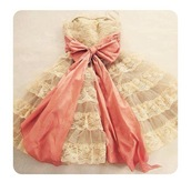 dress,pink dress,lace dress,pink ribbon,ribbon,ruffle,vintage,lace,white,strapless,grey,pink,bow,black,backpack,back bow,light,light blue,blue/indigo,cute,bows,pretty,cute dress,vintage pink lace dress,beautiful,lovly,frilly dress,pink bow dress cute little flowy rosy,vintage dress,bow dress,giant bow,tumblr,hipster,prom dress,strapless dress,mini dress,prom