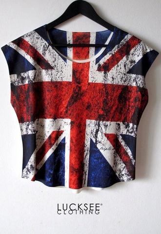 shirt union jack