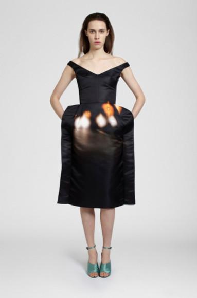 carven fashion dress