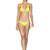 Agua Bendita Neutral Bikini Set - Amarillo