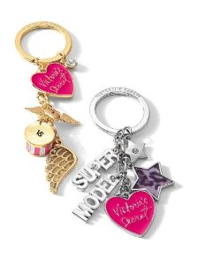 Amazon.com: victoria's secret supermodel key chain new: everything else