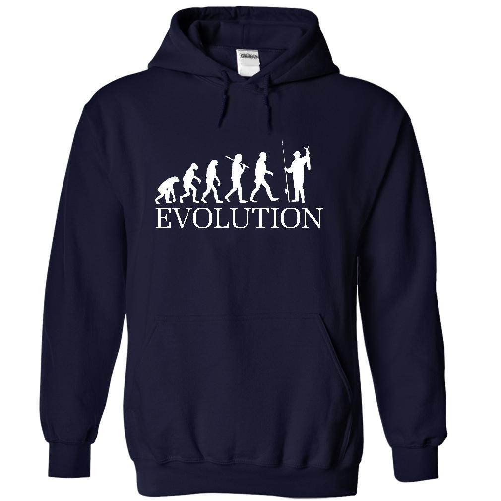 Fishing Evolution T-Shirt & Hoodie