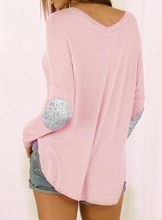 blouse girl girly girly wishlist pink cute glitter