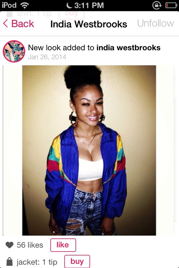 jacket vintage india india westbrooks