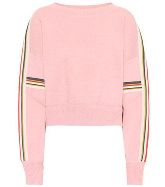 Isabel Marant, Étoile sweater cotton pink