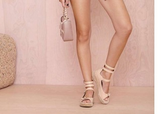 shoes style nude sandals sandals strappy sandals
