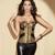Wholesale Gold Snake Skin Zipper Front Corset PLC513 [PLC513] - $11.50 : 99Corsets