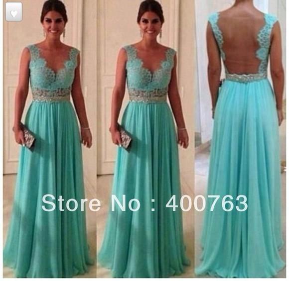 prom dress mint formal dress dress long prom dress mint greek goddess