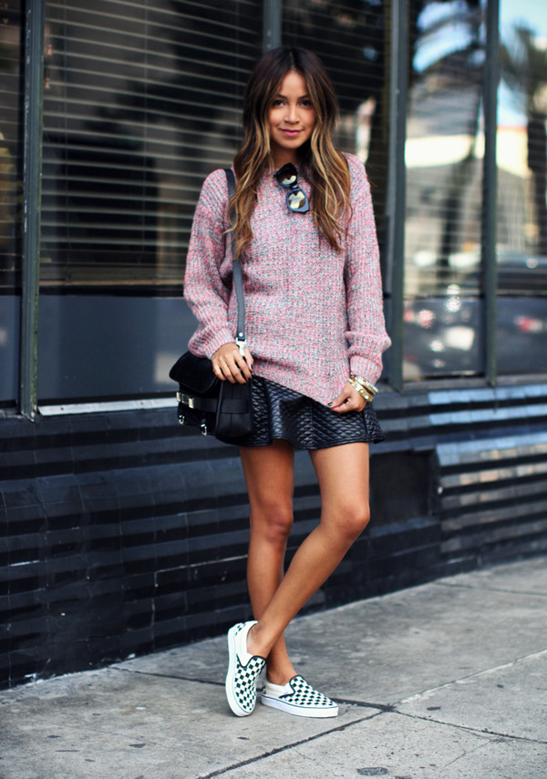 sincerely jules sweater skirt shoes bag sunglasses jewels