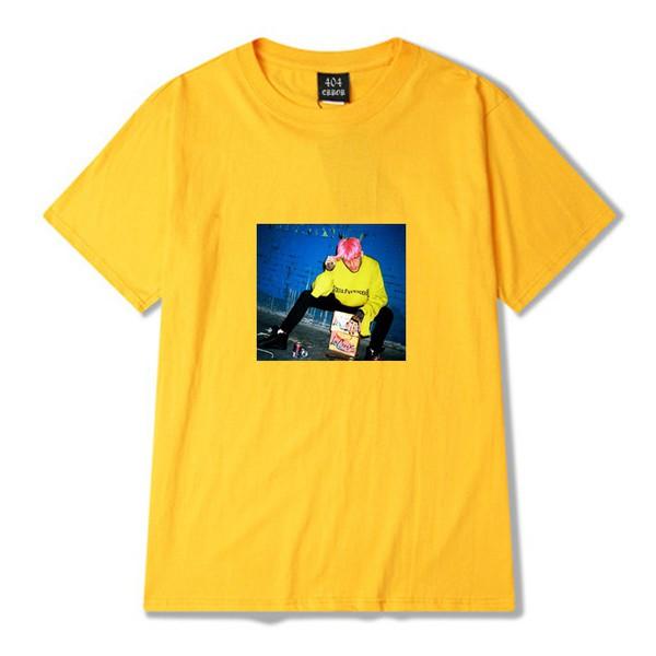 t-shirt lil peep lilpeep beamerboy sadboy rap yellow mustard yellow t-shirt lil peep tshirt tumblr grunge grunge t-shirt fashion soft grunge emo