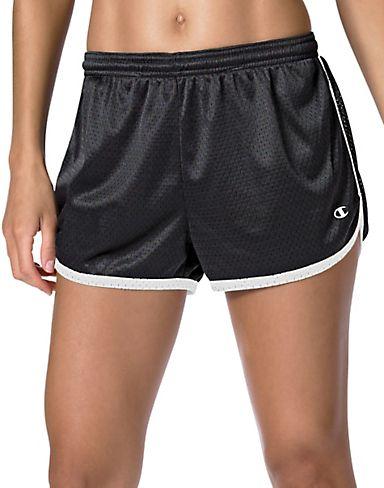 Champion mesh women's hot shorts