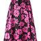 Milly jupe à fleurs jackie - farfetch