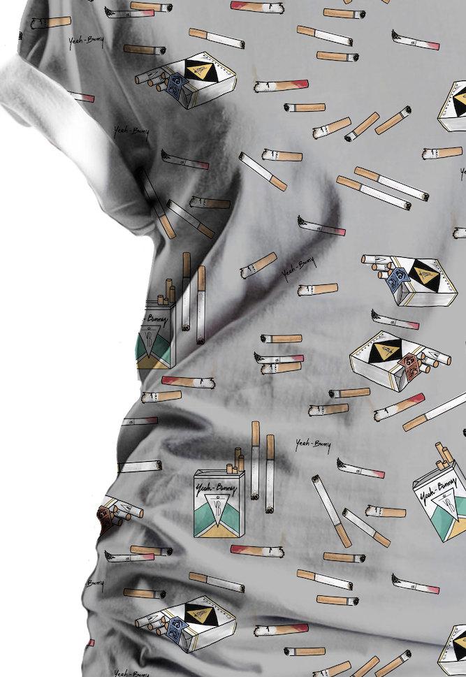 Cigarettes attack