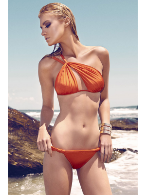 Buy Orange Grand Innovative Sexy Beach Bikini with 32.99-SinoAnt.com