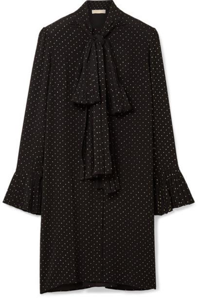 MICHAEL Michael Kors dress mini dress bow mini black