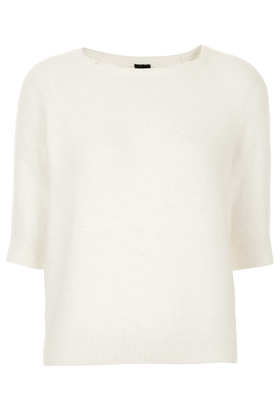 Angora Crop By Boutique - Topshop