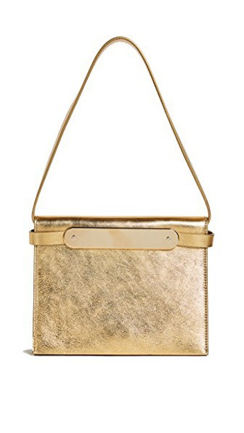 EDIE PARKER candy bag leather bag leather gold
