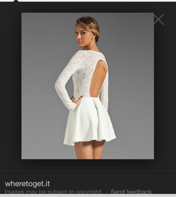 dress white dress style lace dress
