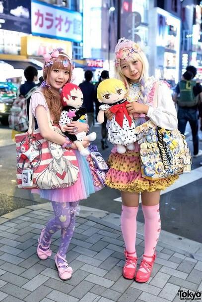 skirt dope kawaii pastel style jumpsuit