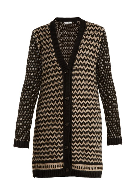 Max Mara cardigan cardigan black sweater