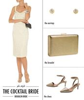 bklyn bride,blogger,sandals,gold,wedding clothes,dress,jewels,bag,shoes