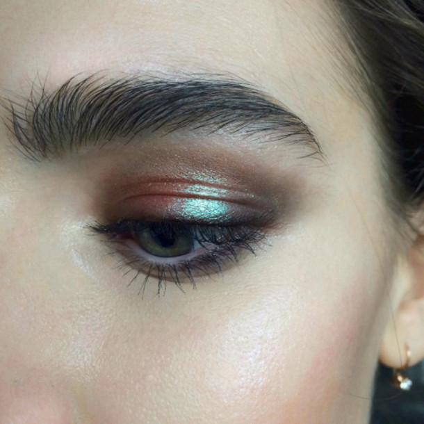 Make Up Eye Makeup Eye Shadow Glitter Asthetic Grunge Tumblr