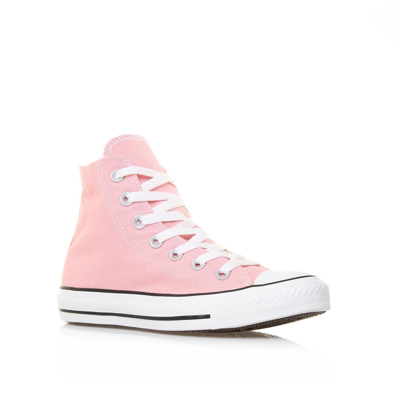 shoes, high top converse, converse, converse, pink, summer