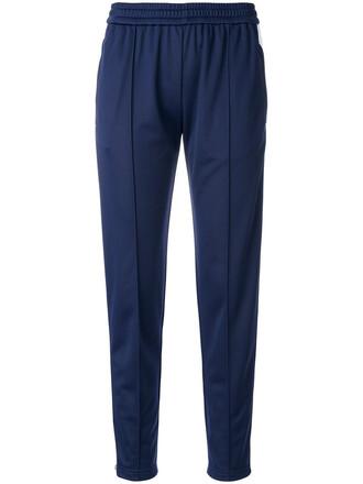 sweatpants women blue pants