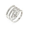 Champagne toast ring