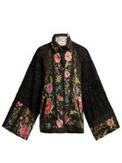 jacket,embroidered,silk,pink